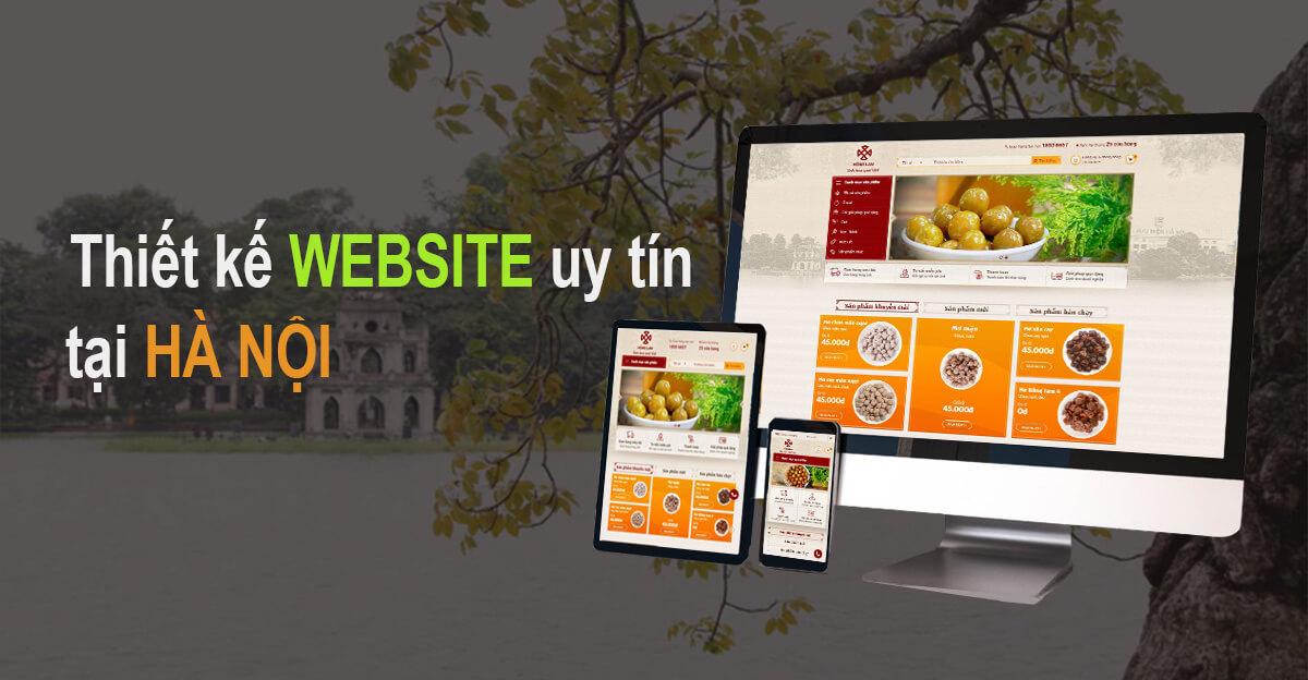 Các công ty thiết kế website tại Hà Nội chuyên nghiệp