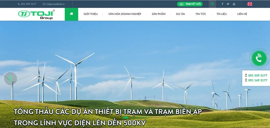 Thiết kế website cho công ty hiệu quả