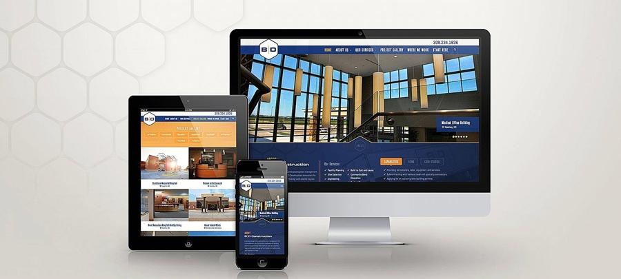 Thiết kế website xây dựng theo yêu cầu
