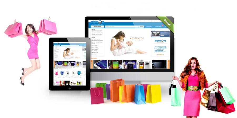 Thiết kế website bán hàng chuyên nghiệp nhất