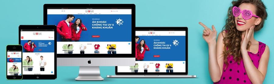 Thiết kế website bán hàng chuyên nghiệp nhất hiện nay